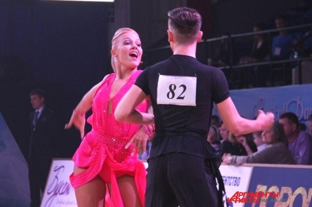 Судья из Нидерландов Рон Хоорн отметил, что латино в исполнении иркутских танцоров покорило его сердце.