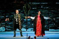 В Омске оперетта Юрия Милютина ставиться уже третий раз.