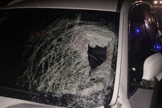 ВШпаковском районе женщина-водитель наиномарке насмерть сбила пешехода