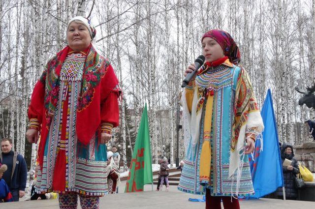 В Югре не забывают о традиционной культуре.