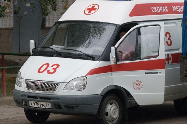 ВТульской области ребенка сбил мотоблок