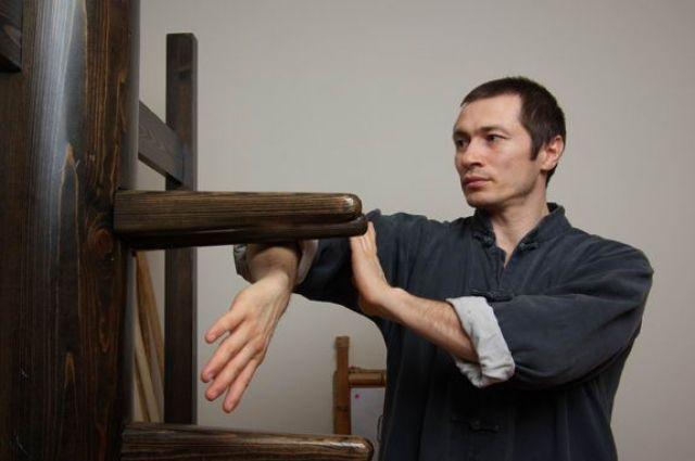 Дагестанский ушуист стал лауреатом премии военных искусств в категории «Лучший спортсмен года»