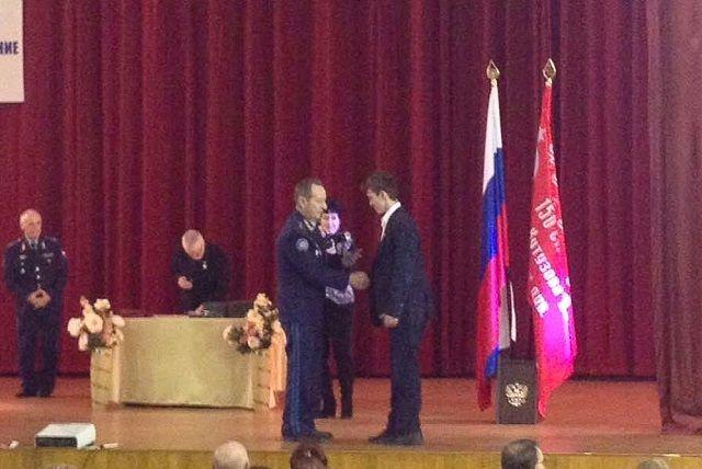 Учащийся 11 класса Александр Рогожкин стал абсолютным победителем конкурса.