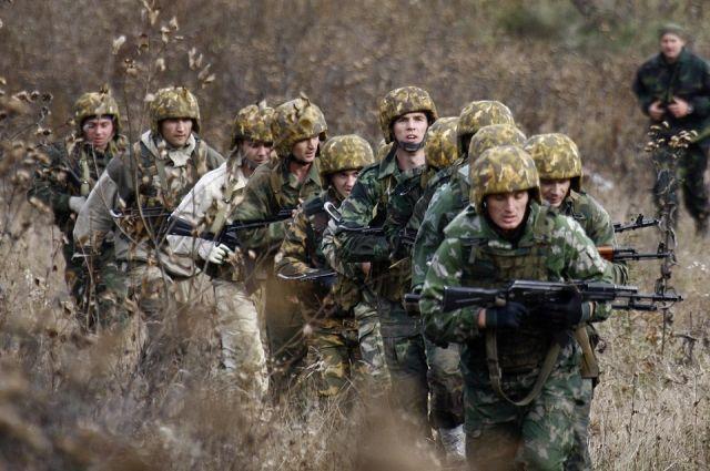 Штаб АТО: Украинский военный понеосторожности застрелил сослуживца