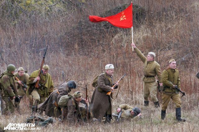 БФУ приглашает калининградцев на реконструкцию штурма Кенигсберга.