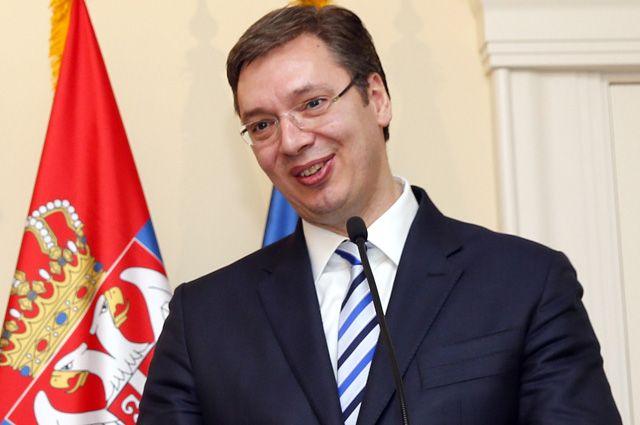 Александр Вучич.