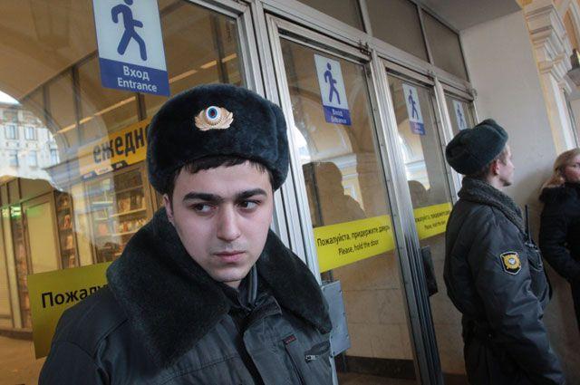 Взрыв произошел вметро Петербурга, необошлось без жертв