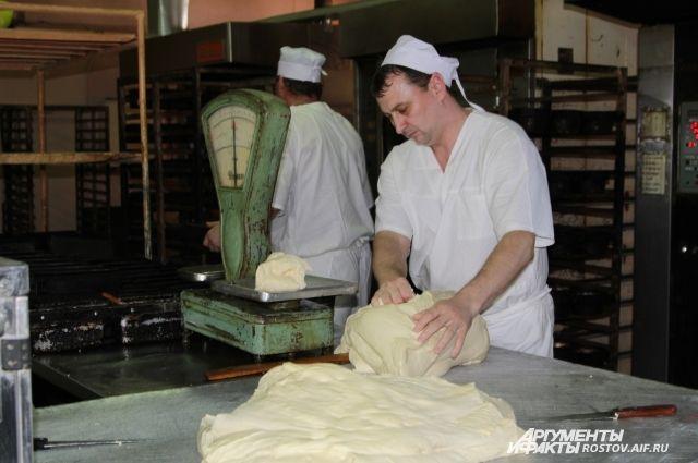 Хлебопекарня в Пролетарске поставляет свою продукцию в пять районов Ростовской области.
