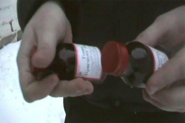 ВЕкатеринбурге двухлетняя девочка отравилась, выпив содержимое фунфырика