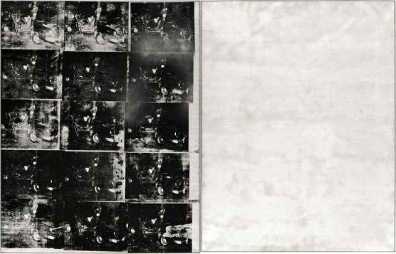 Самой дорогой картиной Энди Уорхола является шелкография «Серебряная автокатастрофа (двойная)», проданная за 105,4 млн долларов на торгах Sotheby's в 2013 году.