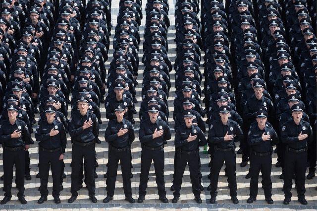 Милиция украинской столицы, Харькова иДнипра увеличивает меры безопасности из-за теракта вРФ
