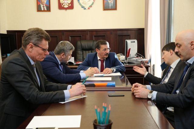 ВМахачкале заработало первое наСеверном Кавказе отделение «Почта Банка»