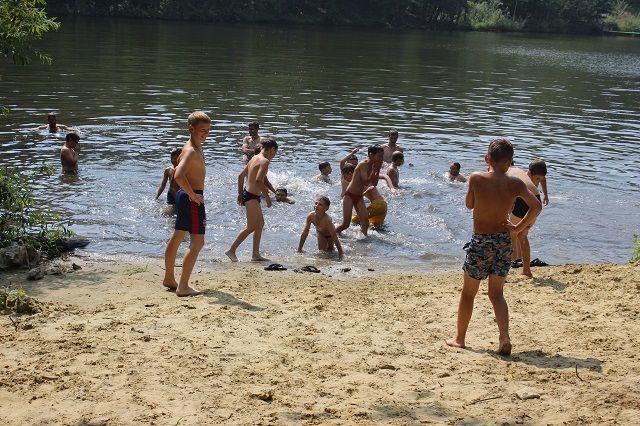 ВПерми начался прием спасателей для берегов