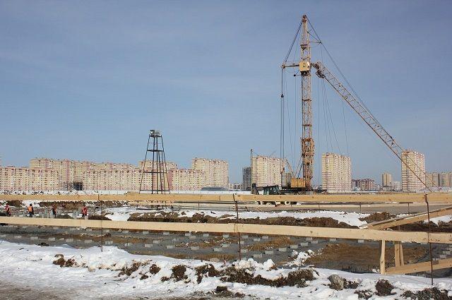 В Алтайском крае продолжается спад в строительной отрасли