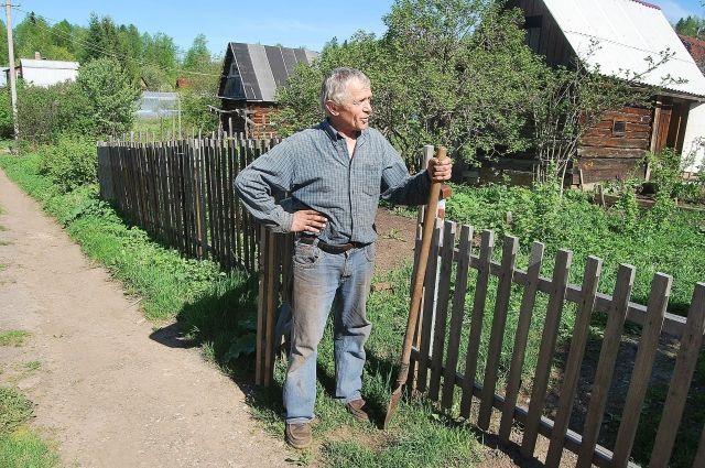 Жестких норм по содержанию садоводства нет.