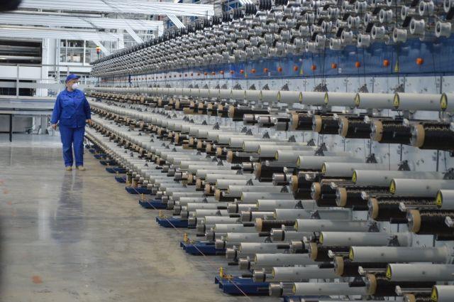 ВТатарстане создадут индустриальный парк «Алабуга-2. Нефтехимия»