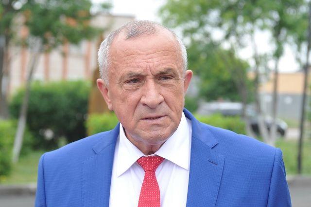 Александр Соловев, глава Удмуртской Республики.