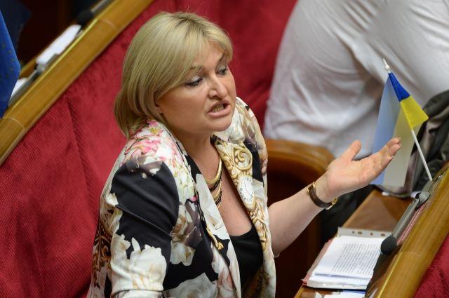 Супруга генерального прокурора Украины назначена представителем президента вРаде
