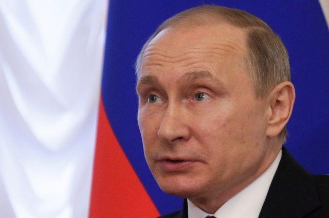 Путин запретил переводить деньги зарубежными системами вгосударство Украину