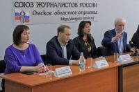 В Доме журналиста прошла пресс-конференция, посвящённая предстоящему фестивалю.
