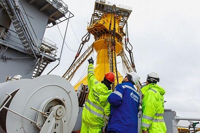 На Ямале увеличилась добыча нефти.