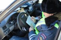Водитель нарушил расположение транспортного средства на проезжей части
