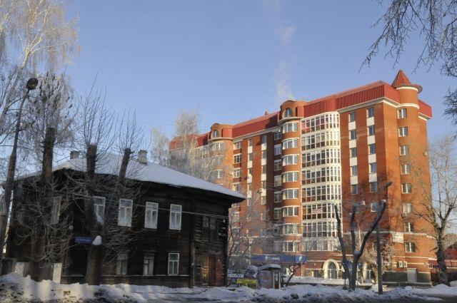 В Красноярске из ветхого жилья в ближайшие два года переселят почти 4 тыс. человек.