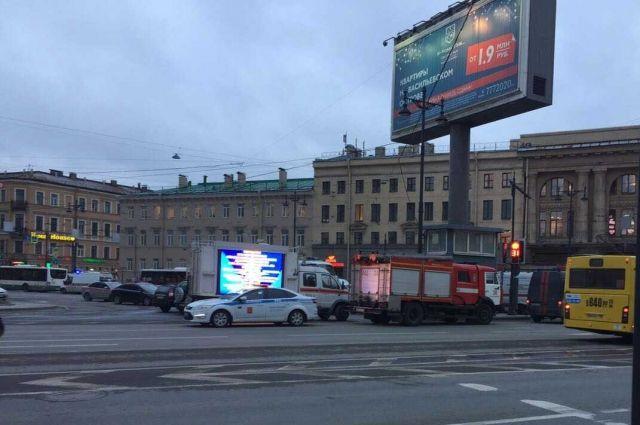 При взрыве в метро «Технологический институт» погибли 11  и пострадали 51 человек.