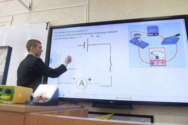 Дети сразу поняли, какие потрясающие возможности открывает «электронная школа».