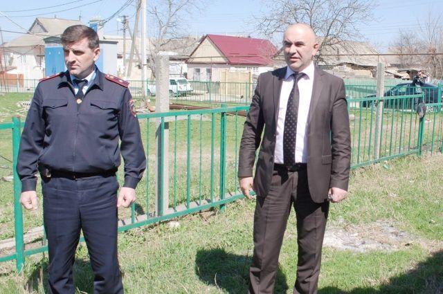 Вмикрорайонах Хасавюрта откроют опорные пункты участковой милиции
