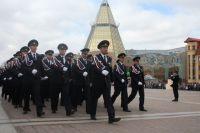 Столица Югры готовится отметить 72-ую годовщину Великой Победы.