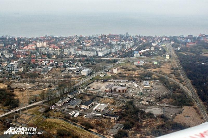 Курортный город Зеленоградск.