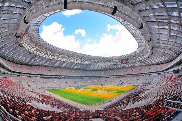 Большая арена «Лужников» сегодня - суперсовременный спортивный объект.