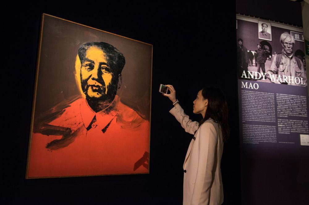 Предварительная стоимость портрета Мао Цзэдуна оценивалась от 11,6 до 15,5 миллиона.