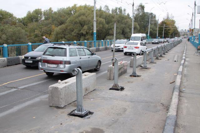 Изфедерального бюджета поступят средства на продление реконструкции Первомайского моста вБрянске