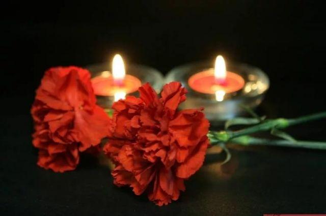 Цветы память