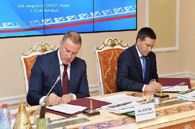 Ямал и Россельхоз наметили пути сотрудничества.