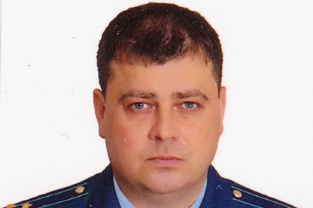 Андрей Горожанкин.