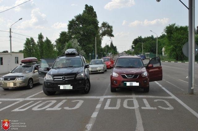 Таможенники предотвратили попытку вывоза боеприпасов изКрыма вУкраинское государство