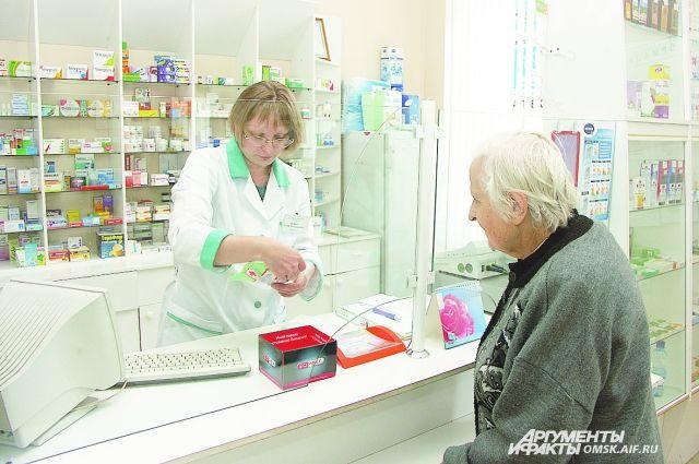 Для пенсионеров важны муниципальные аптеки