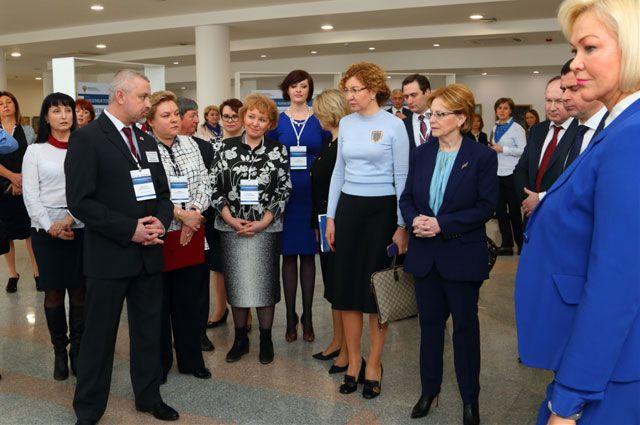 В Ярославле состоялось совещание с участием Министерства здравоохранения РФ, территориальных фондов ОМС и медицинских страховых компаний.