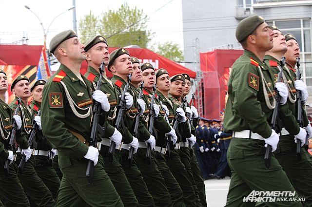 3 и 6 мая военная техника проедет по улицам города