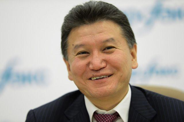 Президент ФИДЕ Илюмжинов зарегистрировал вСША благотворительный фонд