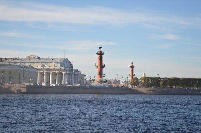 Сезон навигации начнется вПетербурге 14апреля