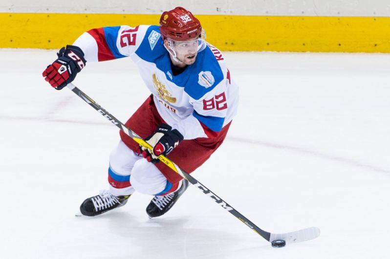 Евгений Кузнецов (Россия, «Вашингтон Кэпиталз»). Двукратный чемпион мира.