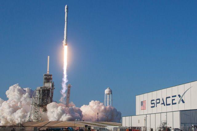 Falcon 9: улетает, чтобы вернуться.