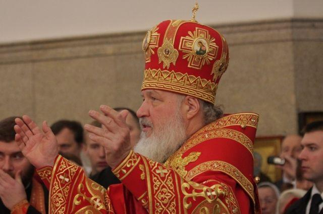 Патриарх Кирилл приедет в Курган в августе.