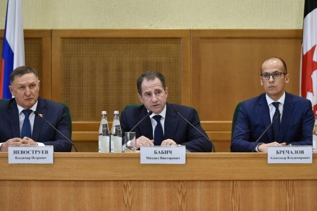 Председатель Госсовета УР, полпред Президента РФ в ПФО, врио Главы Удмуртии.