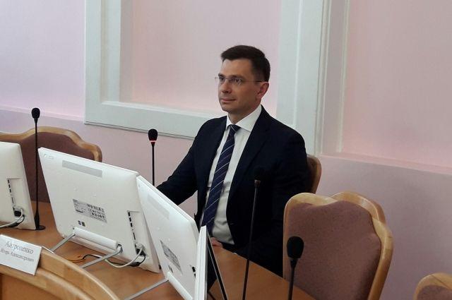 Кандидат предоставил необходимый для регистрации пакет документов 29 марта.