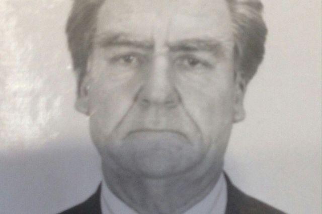 Пропавшего пенсионера разыскивают вГуково